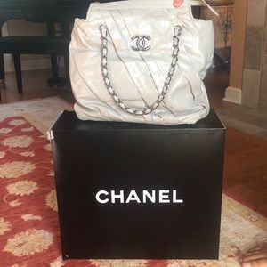 Chanel Bag NW certificate and serial number
